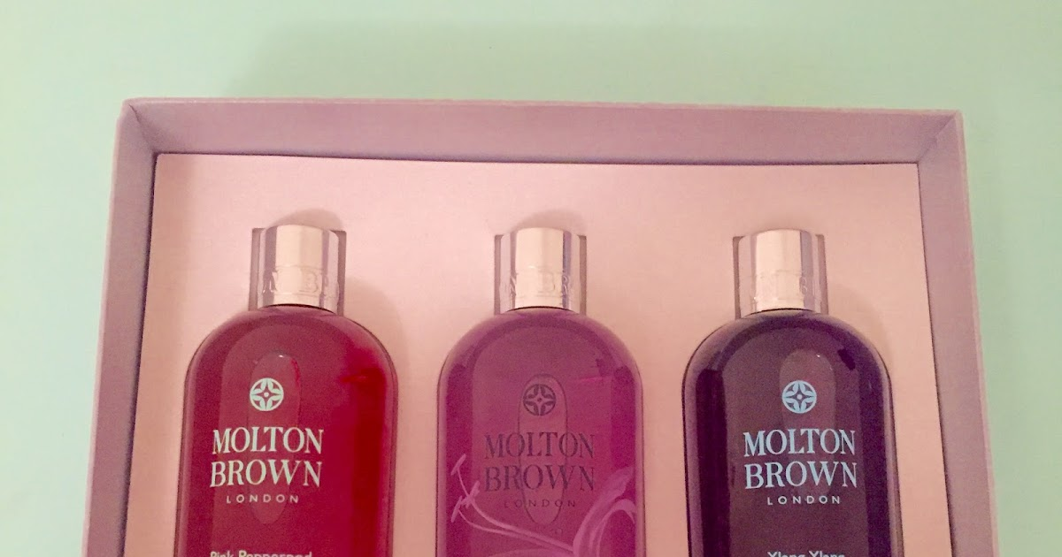 The Beauty of Life: Find Your Bliss: Molton Brown Blissful Bathing Gift Set