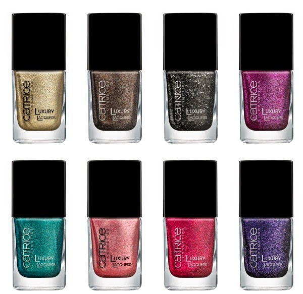 CATRICE Luxury Lacquers Liquid Metal NEU*