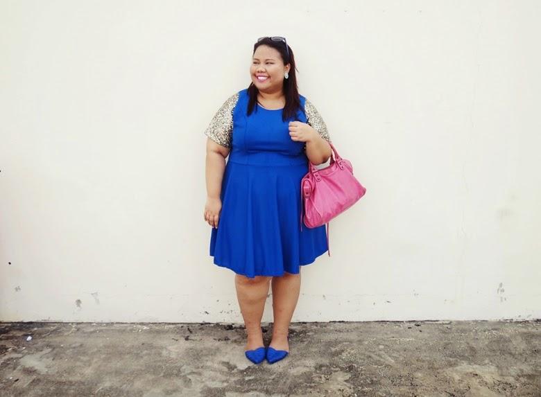 Dress for plus size singapore