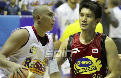 PBA Finals 2012 GAME 4: BMEG vs Rain or Shine