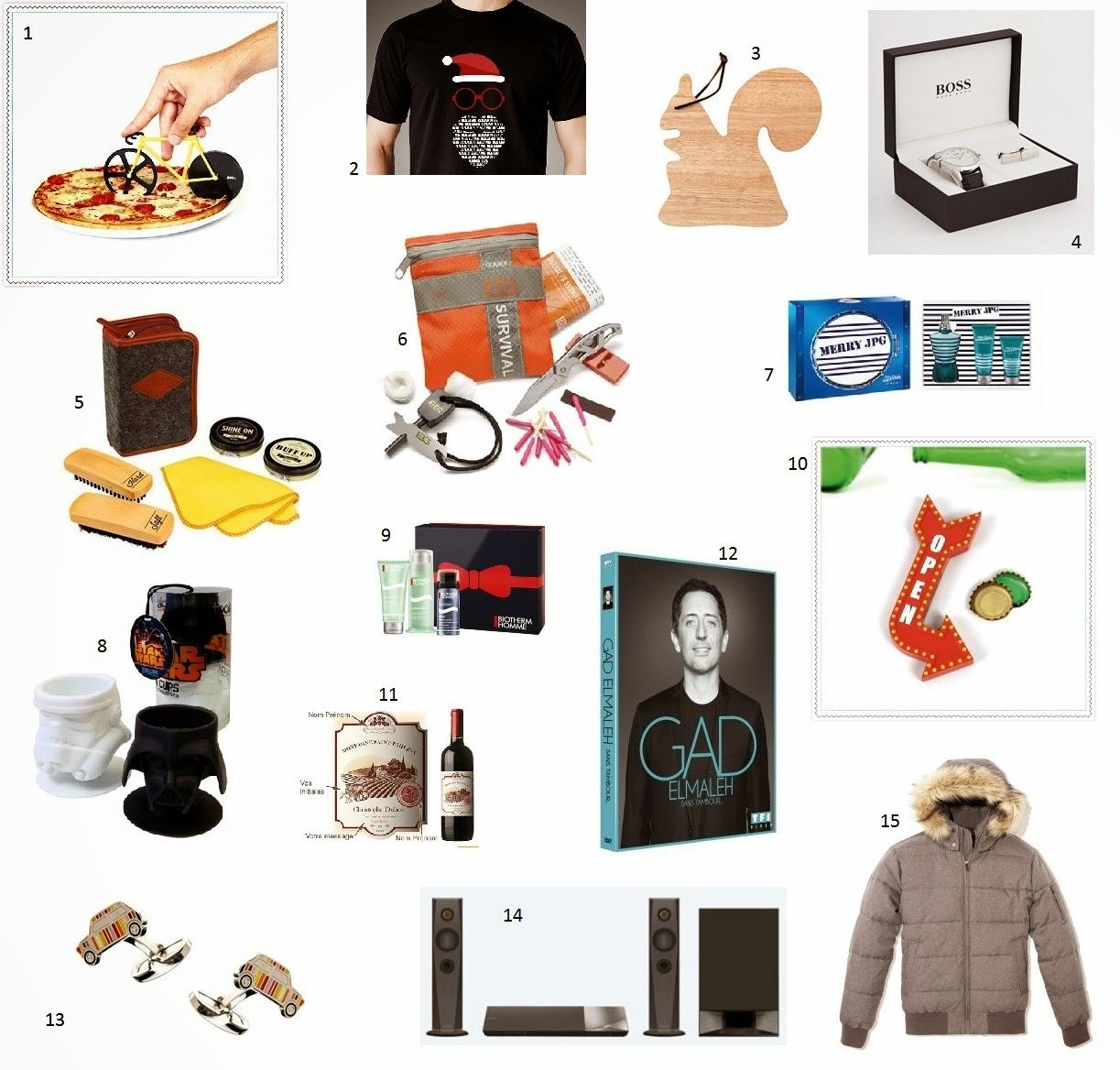 Noël #2 : 15 idées cadeaux pour lui