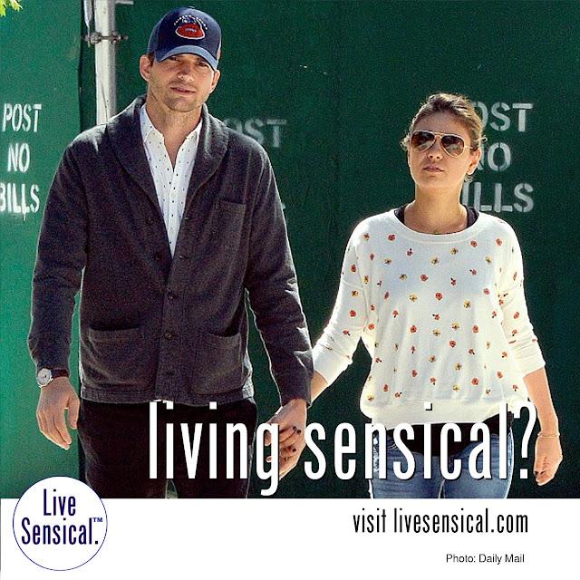 Mila Kunis and Ashton Kutcher secretly married over Fourth of July weekend. Visit livesensical.com.