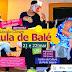 """Espetáculo clown """"Aula de Balé"""" neste final de semana no Centro de Cultura!"""