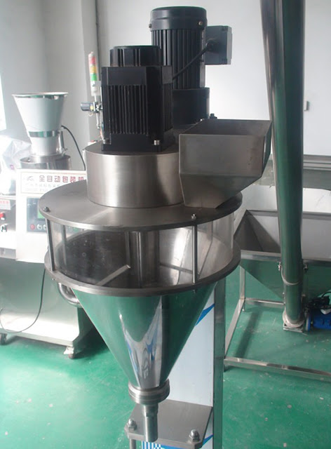 filling packaging machine for liquid powder granule