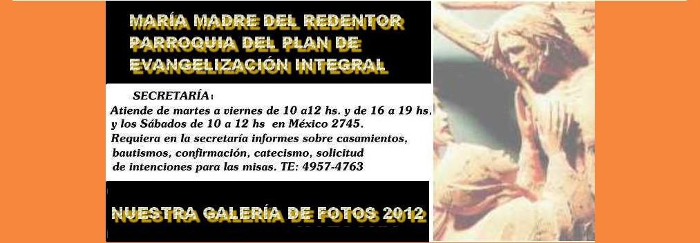 NUESTRA GALERÍA DE FOTOS 2012 - 2013