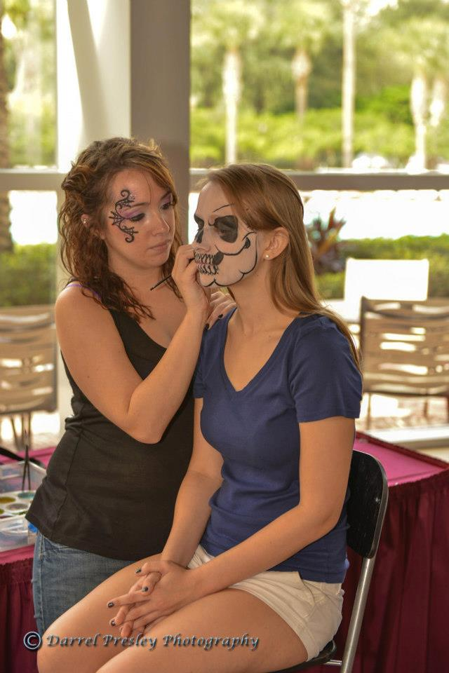 Face Painting Classes Orlando