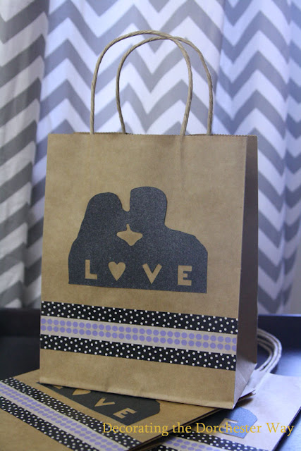 Wedding Hotel Gift Bag
