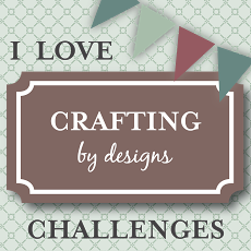 Crafting By Designs Challenge