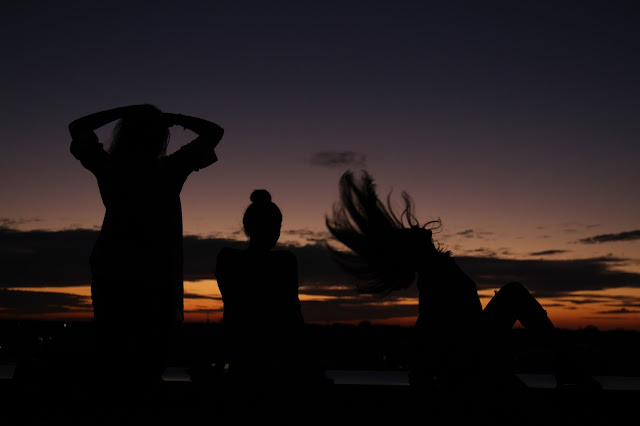 sunset bff