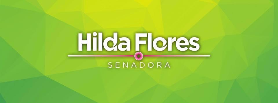 Hilda Flores Escalera, Senadora