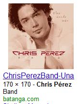image being on twitter i found that selena s husband chris perez