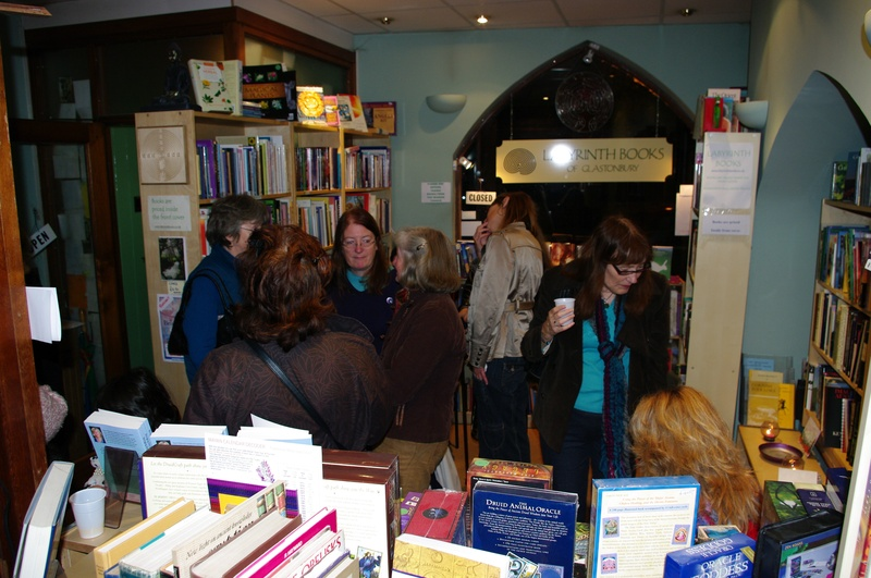 Labyrinth Books 24a High Street Glastonbury BA6 9DU,