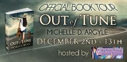 Book Tour: OUT OF TUNE