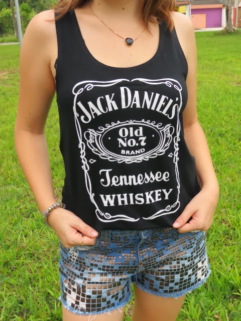 Look Regata Jack Daniel's e Jeans