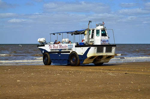 The Wash Monster, Hunstanton, Norfolk
