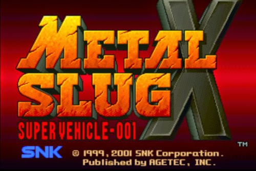 download metal slug x