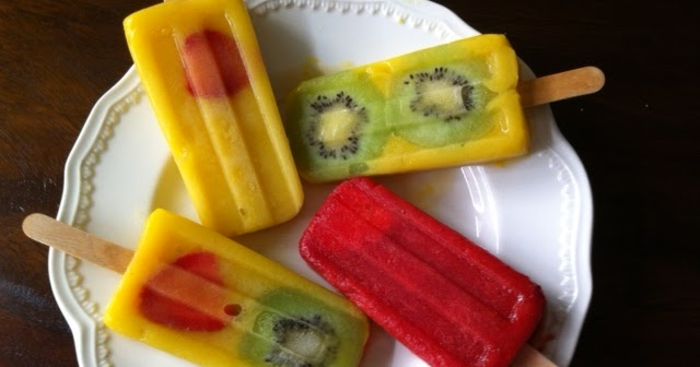 All Fruits Popsicles