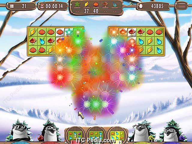 Yeti Quest Crazy Penguins full pc download