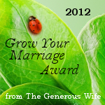 Grow Your Marriage 2012