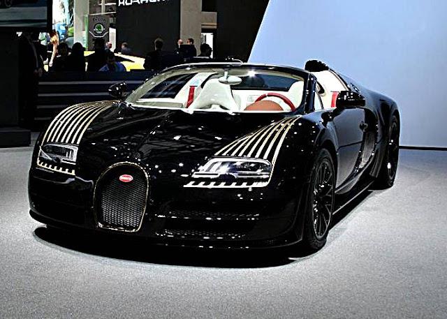 2017 Bugatti Chiron Release