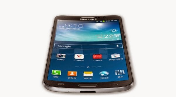 Lima Smartphone Unik dengan Layar Lengkung
