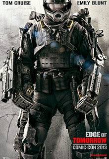 Edge of Tomorrow Movie Poster 2014