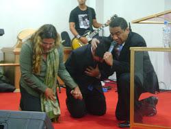 Inauguração do Novo Templo 27/06/2011