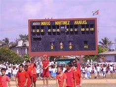 """Estadio: """"Mario Martínez Araras"""""""