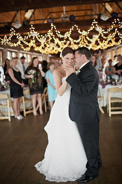 Narragansett Towers Wedding: First Dance