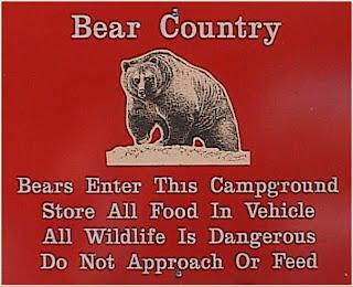 Bear Country, U.S.A.