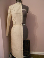 Muslin front view