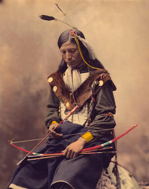 Native American Cherokee Indian