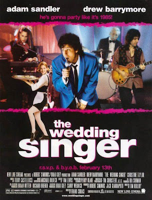 Watch The Wedding Singer 1998 BRRip Hollywood Movie Online | The Wedding Singer 1998 Hollywood Movie Poster