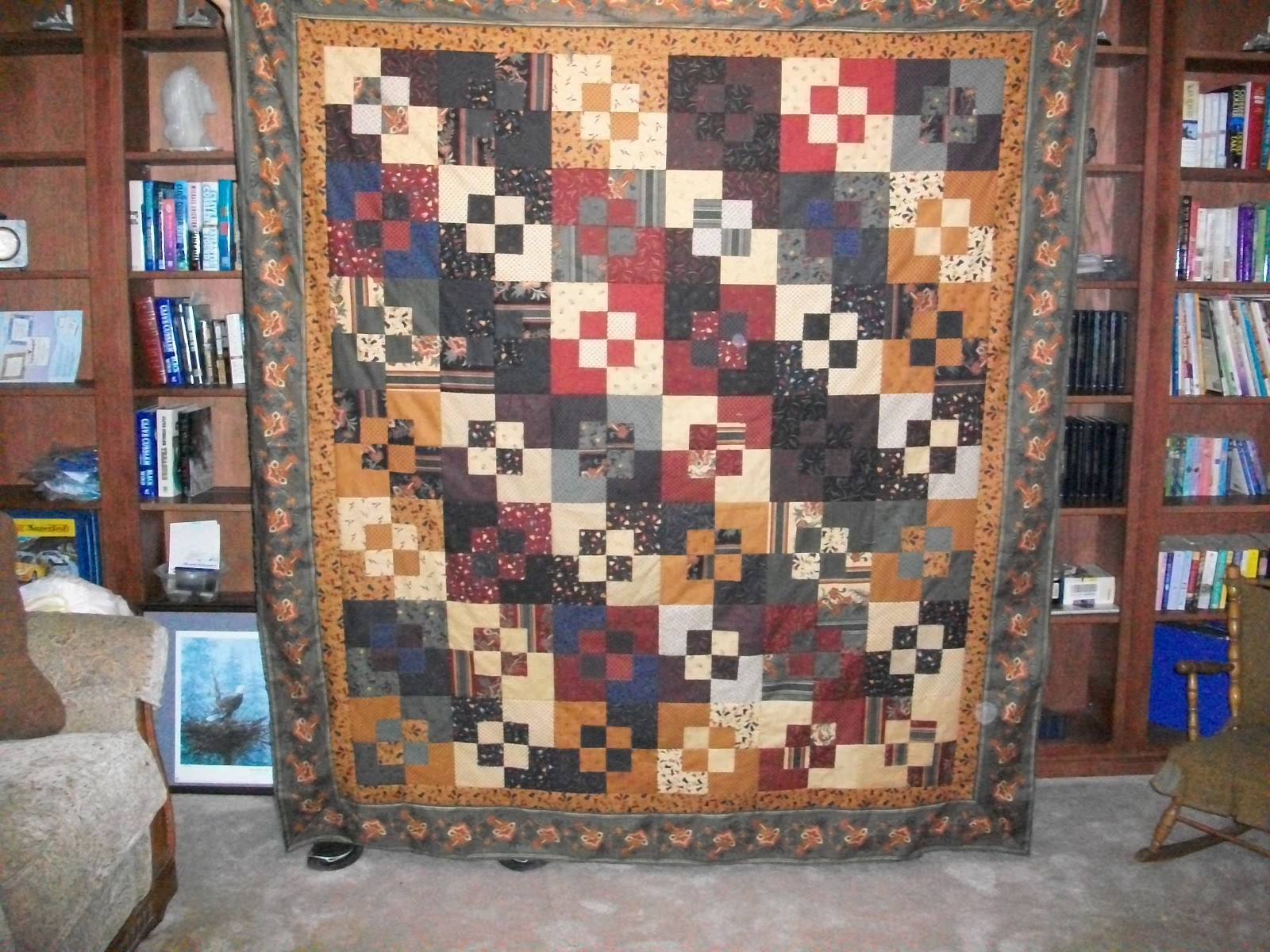 News From the Quilting Frame: Five and Dime Quilt Class : five and dime quilt - Adamdwight.com