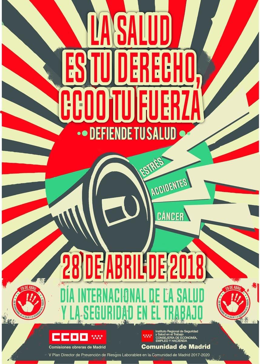 28 Abril Exige tus derechos en el trabajo