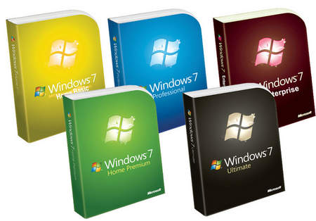 Windows 7 64