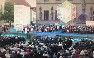 """Strade di Pace"" #PathsofPeace"