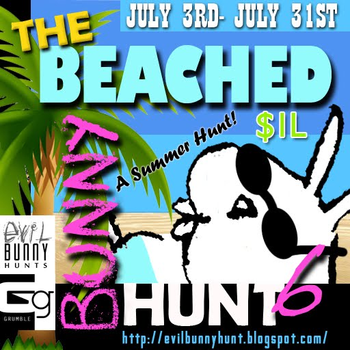 BEACHED BUNNY HUNT 6 DESIGNER APPLICATION