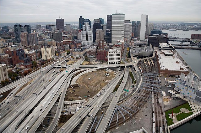 Big Dig Central Artery/Tunnel Project (United States)