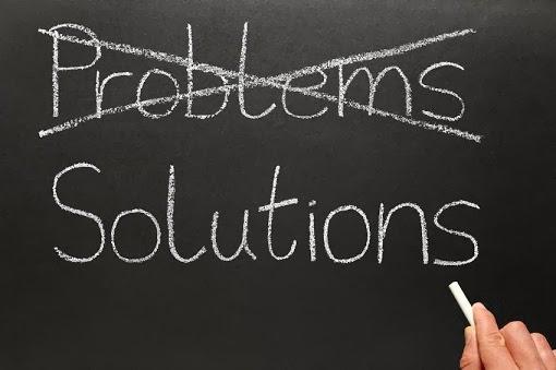 Masalah dan penyelesaian.