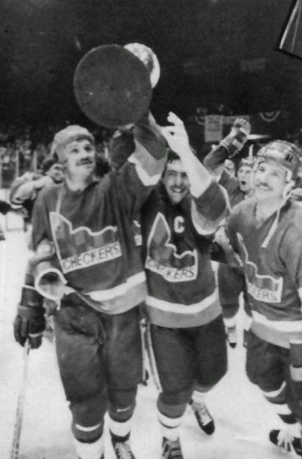 Indianapolis Hockey Indys Title Teams The 1982 Checkers