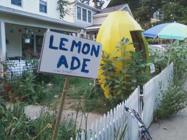 Damn Arbor: Best lemonade stand ever