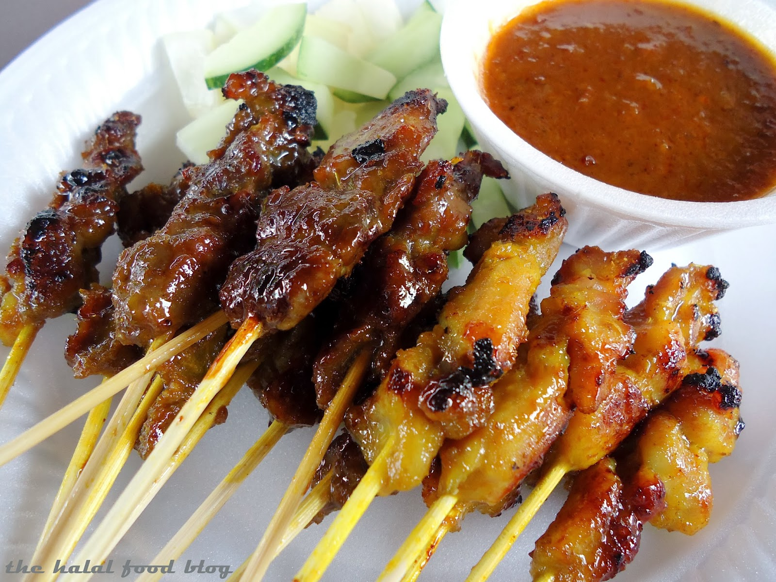 how to cook beef satay sticks