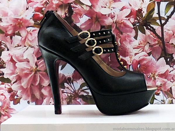 Zapatos primavera verano 2014 Donne.