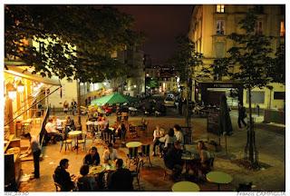 Rue des Trois Freres de París