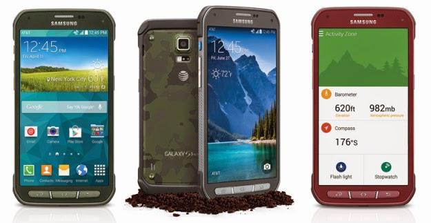 Galaxy S5 Active Canada