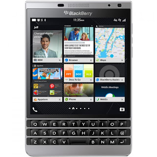 Harga BlackBerry Passport Silver Edition Terbaru