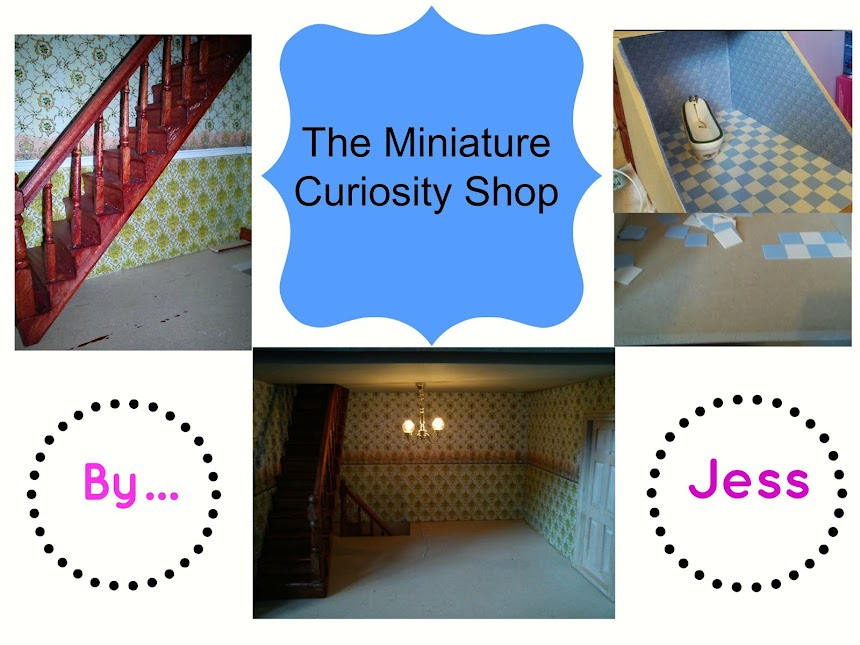 The Miniature Curiosity Shop