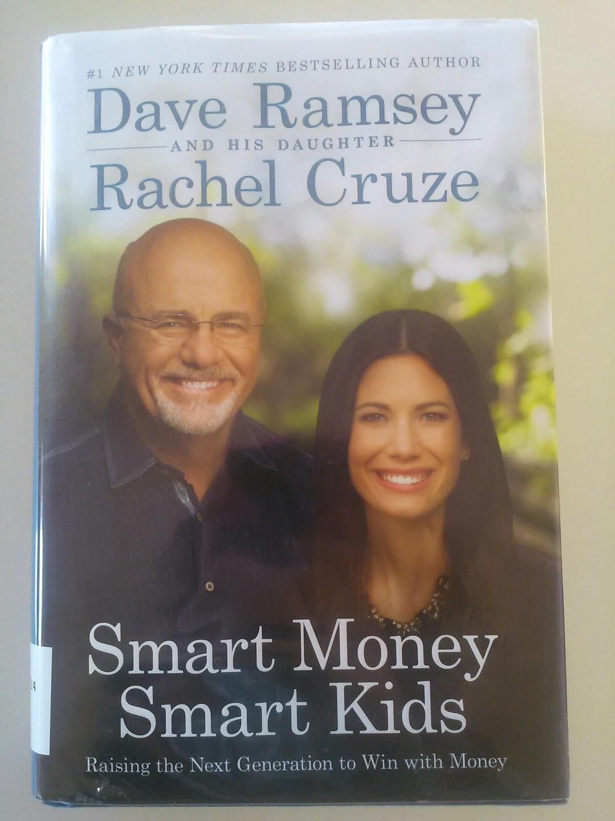 Smart Money Smart Kids by Dave Ramsey and Rachel Cruze  l  Love.Bake.Read