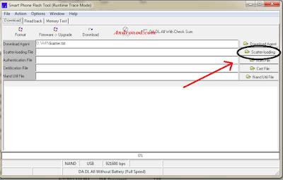 Cara Mudah dan Cepat Flash Ulang Lenovo A369I